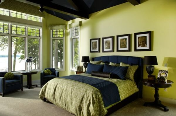 Best Fresh And Relaxing Green Bedroom Designs And Ideas With Pictures