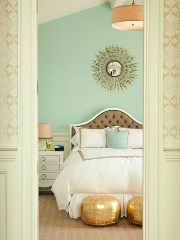 Best Decorating A Mint Green Bedroom Ideas Inspiration With Pictures