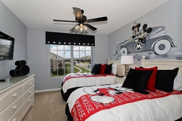 Best Themed Rooms Disney Inspired Spaces With Pictures