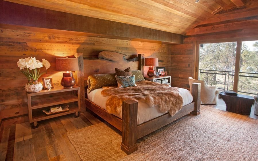 Best How To Design A Rustic Bedroom That Draws You In With Pictures