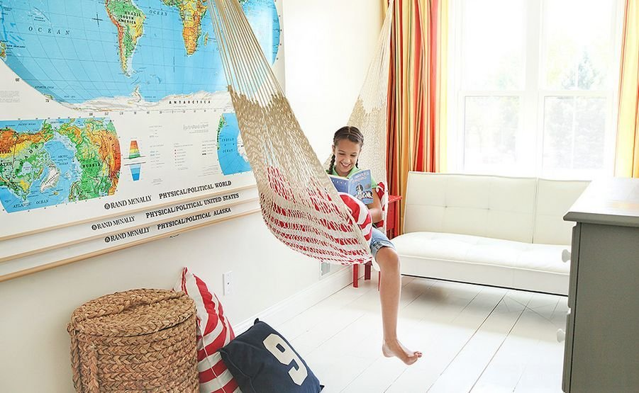 Best It S Swing Time With Indoor Hammocks – Inspiring Configurations With Pictures