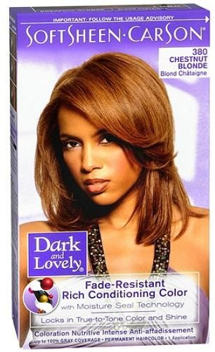 Free Dark And Lovely Permanent Shampoo In Hair Color 380 Wallpaper