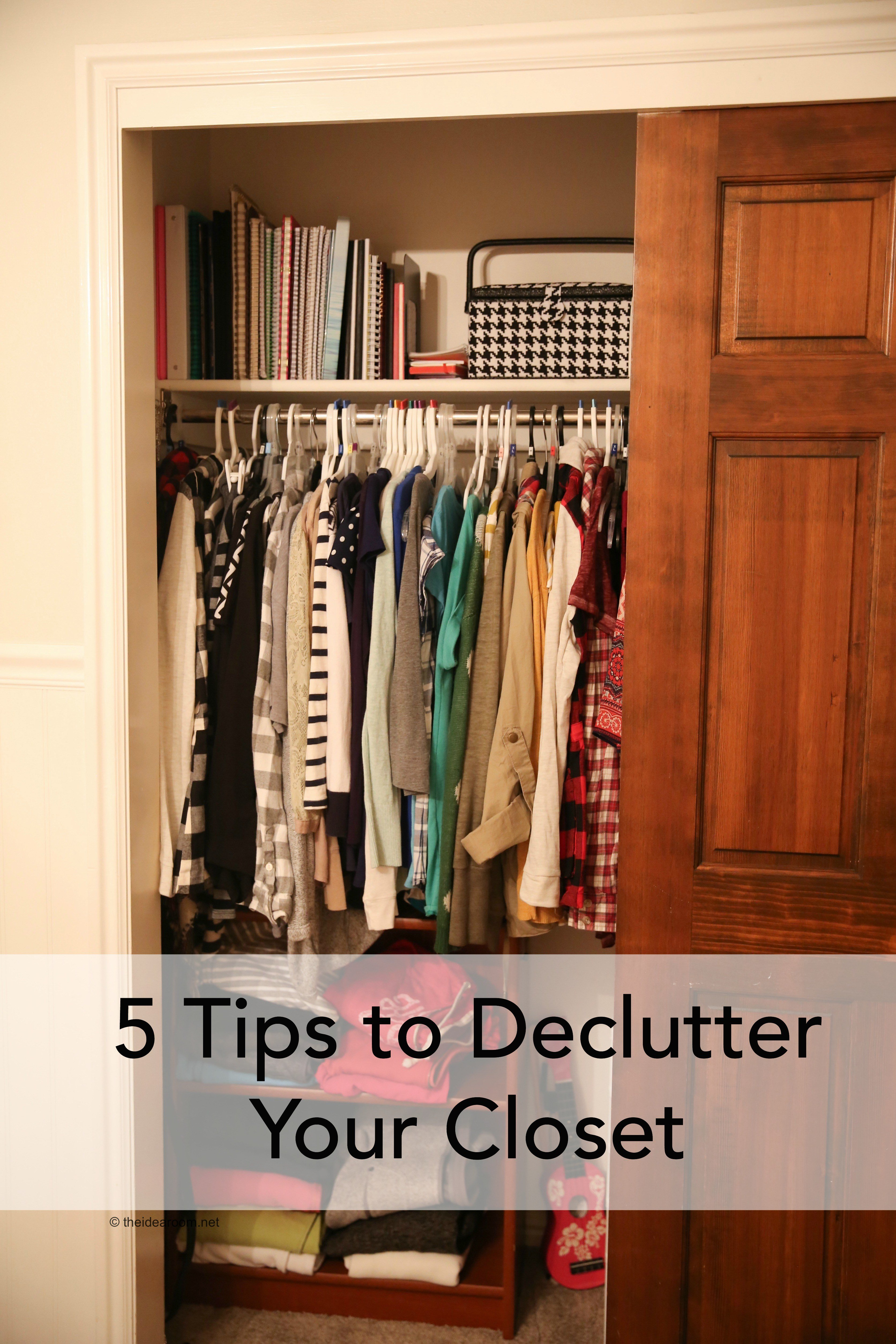 Best Tips To Declutter Your Closet With Pictures