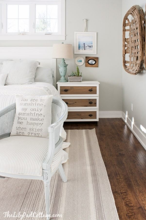 Best Master Bedroom Flooring The Lilypad Cottage With Pictures