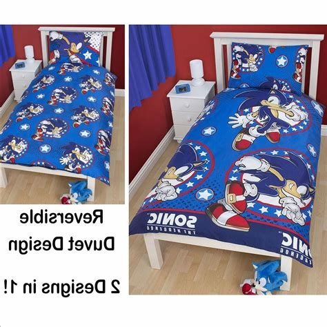 Best Sonic The Hedgehog Bedroom Set Exclusive789 Home Inspiration With Pictures