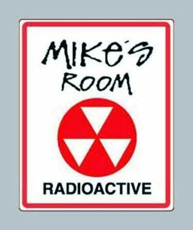 Best House Signs Name Plates – Personalized Radioactive Kids With Pictures