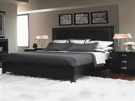 Best Black Furniture Bedroom Ideas For Neutral Room Theme With Pictures