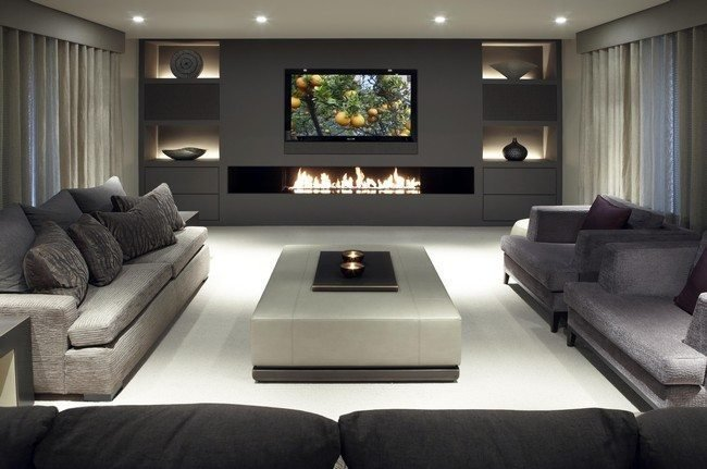 Best Ways To Decorate Grey Living Rooms Decor Around The World With Pictures