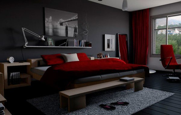 Best Ideas To Create A Perfect Maroon Bedroom Decoration Channel With Pictures