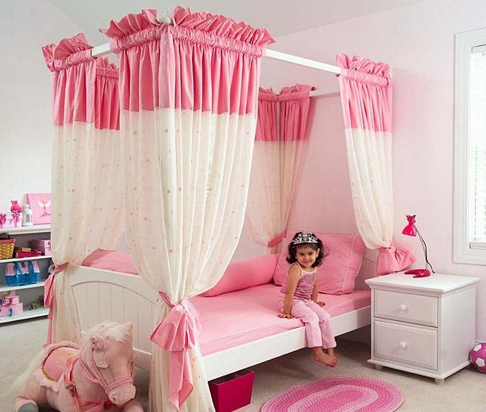 Best 15 Cool Ideas For Pink Girls Bedrooms My Desired Home With Pictures