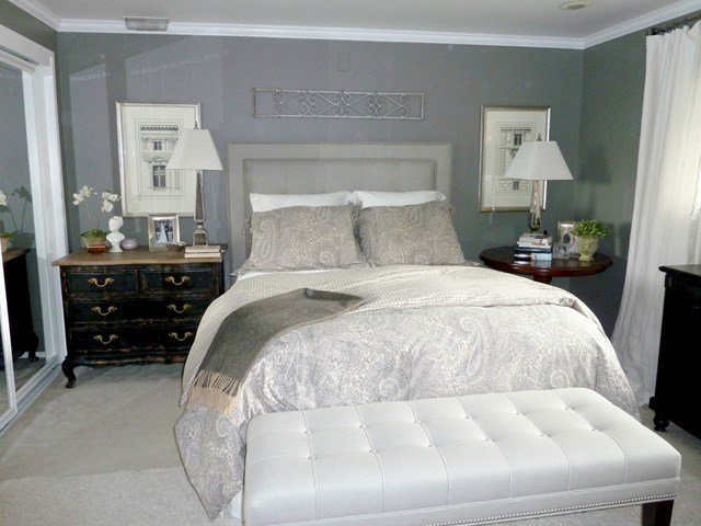 Best Give Take A Gray Master Bedroom Emily A Clark With Pictures