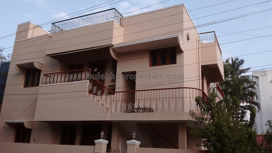 Best 2 Bhk Individual House For Rent In Ramapuram Chennai With Pictures