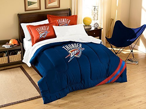 Best Oklahoma City Thunder Bedding Price Compare With Pictures
