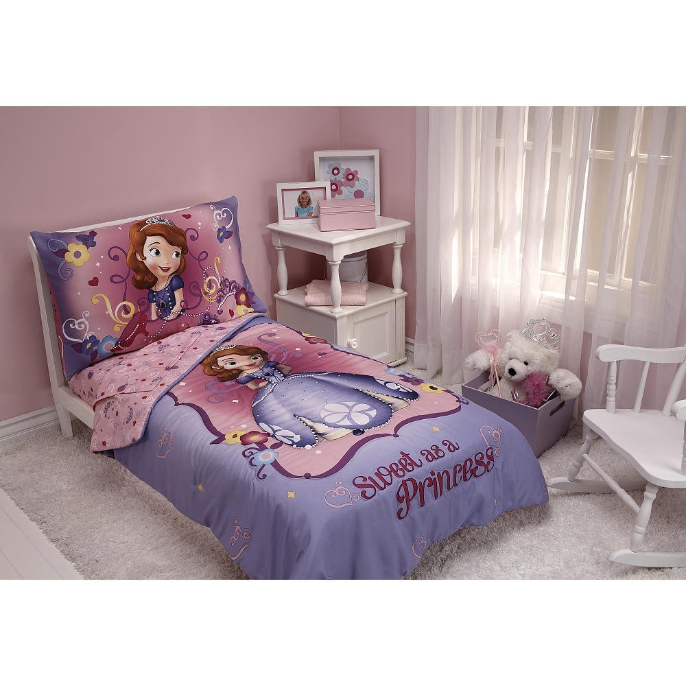 Best New Sofia The First Collection F Nursery Toddler Room Bed With Pictures