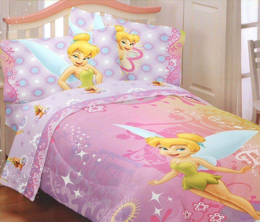 Best Tinker Bell Bedding Totally Kids Totally Bedrooms With Pictures