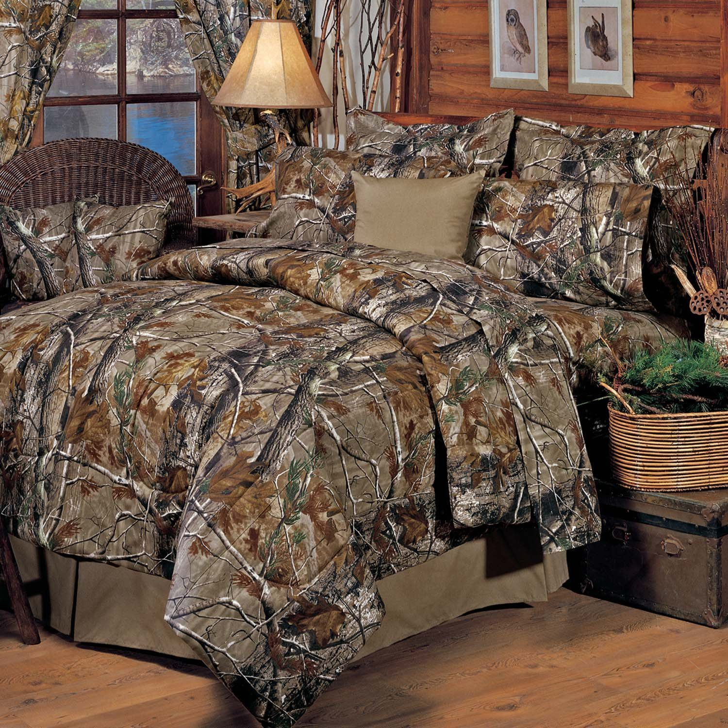 Best Bedding Sheet Set Realtree All Purpose Camo Camouflage With Pictures