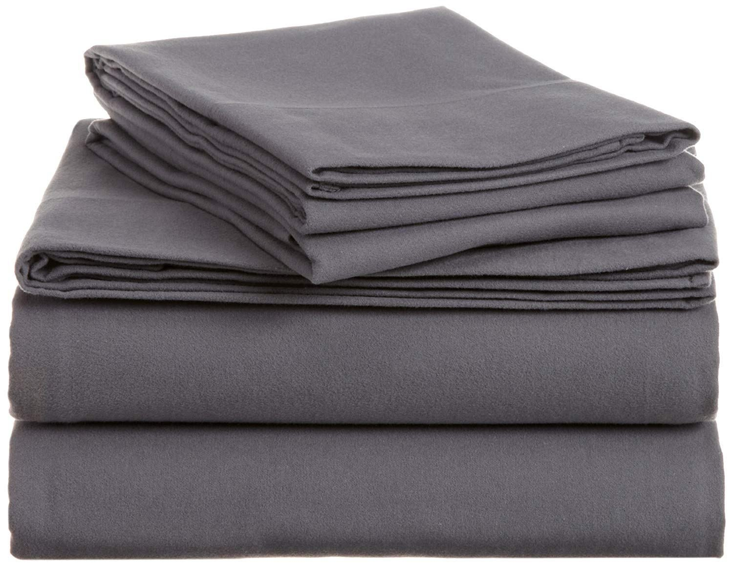 Best Queen Size Ultra Soft Cotton Velvet Flannel Bed Sheets With Pictures