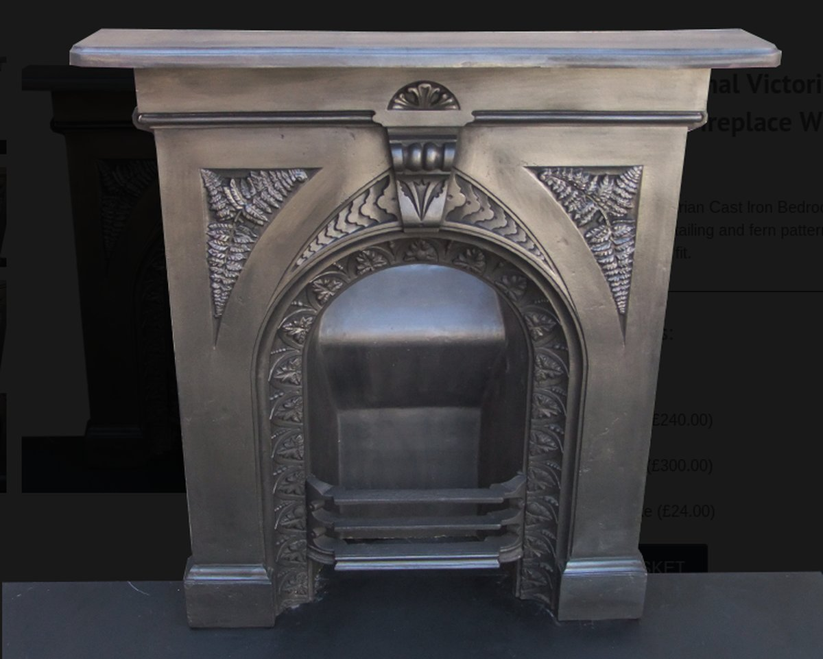 Best Secondhand Vintage And Reclaimed Fireplaces And Fire With Pictures