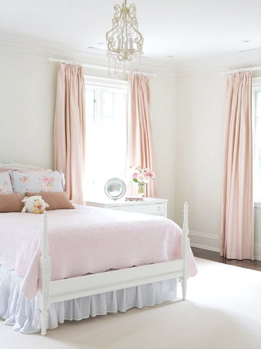 Best Bed Bedroom Decor Girly Interior Pink Image 69156 On With Pictures