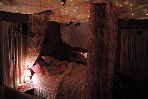Best Bedroom Lights Love Pretty Image 111749 On Favim Com With Pictures