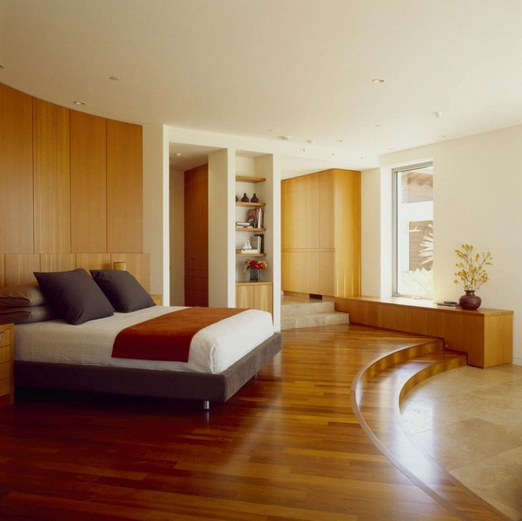 Best 33 Rustic Wooden Floor Bedroom Design Inspirations With Pictures