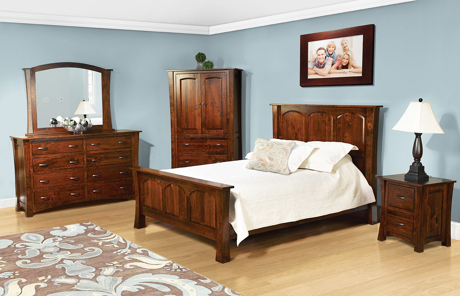 Best Cool Amish Made Bedroom Furniture Greenvirals Style With Pictures