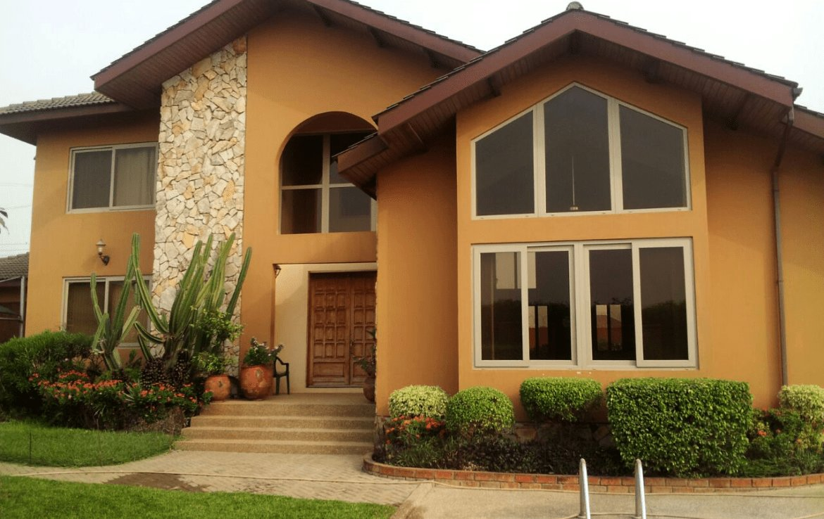Best 4 Bedroom Home At Tema Community 18 With Pictures