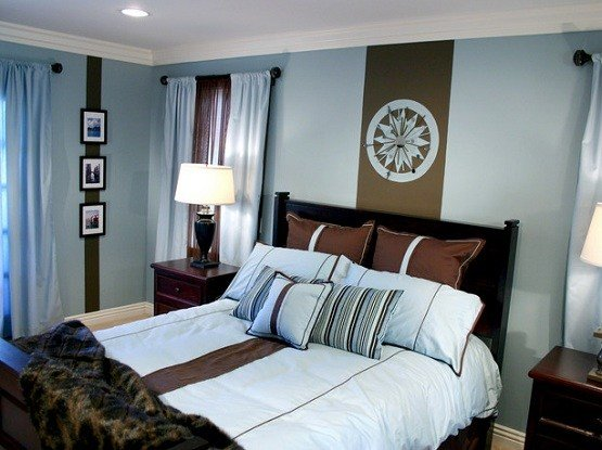 Best Blue And Brown Bedroom Ideas Collection Home Interiors With Pictures