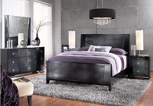 Best The Sofia Vergara Biscayne 7 Pc King Upholstered Bedwall With Pictures