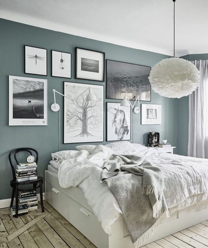 Best Simple Wall Colors For Bedrooms With Light Furniture With Pictures