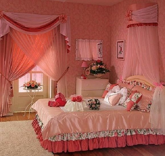Best How To Decorate A Bedroom For Romantic First Wedding Night With Pictures