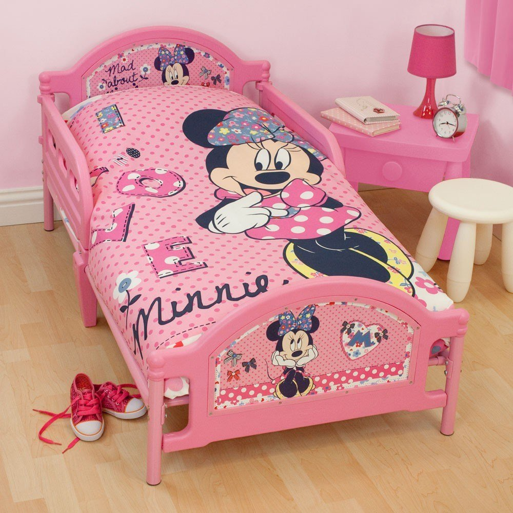 Best Minnie Mouse Bedroom Bedding Accessories Ebay With Pictures