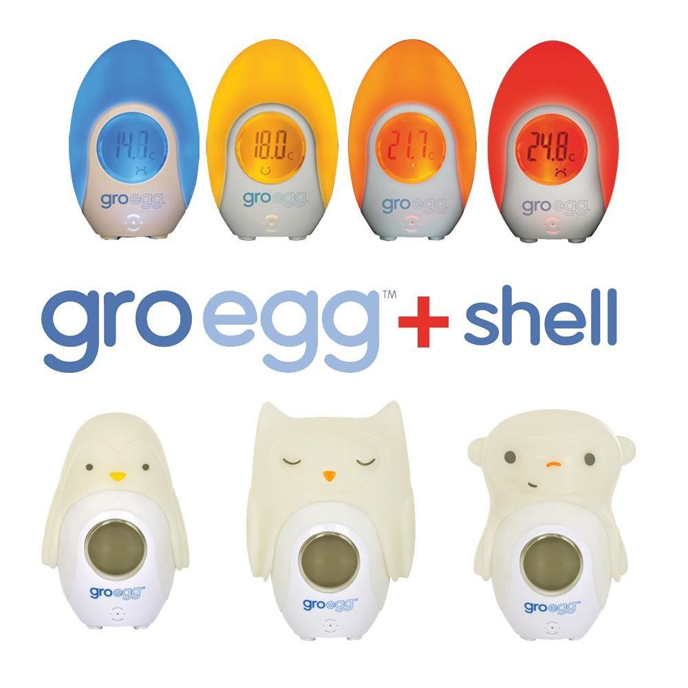 Best Gro Egg Baby Room Thermometer Free Groegg Shell Cover With Pictures Original 1024 x 768