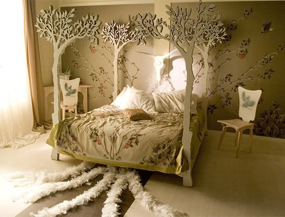 Best 14 Unique And Exotic Bed Designs For Unusual Sleep With Pictures