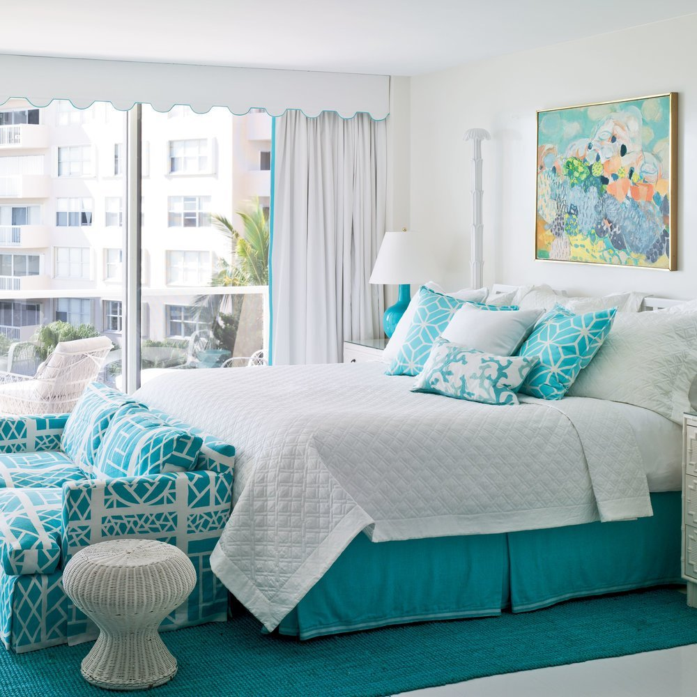 Best Bright And Colorful Rooms Tropical Style Bright And With Pictures
