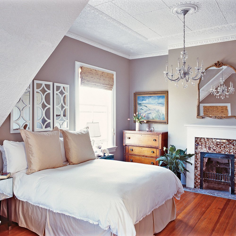 Best Simplistic Grey Master Bedroom 100 Comfy Cottage Rooms With Pictures