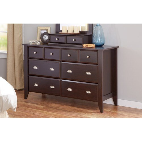 Best Deep Drawer Bedroom Dressers Wayfair With Pictures