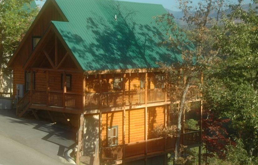 Best Luxury Smokey Mountain Cabin Vrbo With Pictures