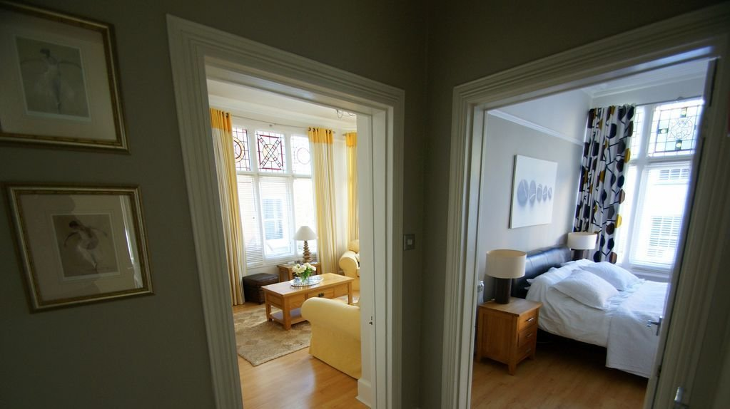 Best St Saviours Reach Lounge And Bedroom From Hall With Pictures