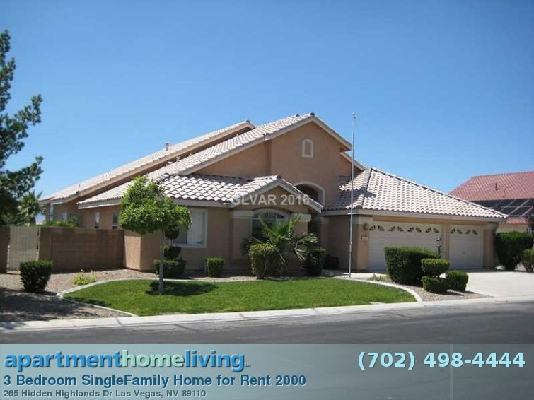 Best 3 Bedroom Las Vegas Homes For Rent From 1900 Las Vegas Nv With Pictures