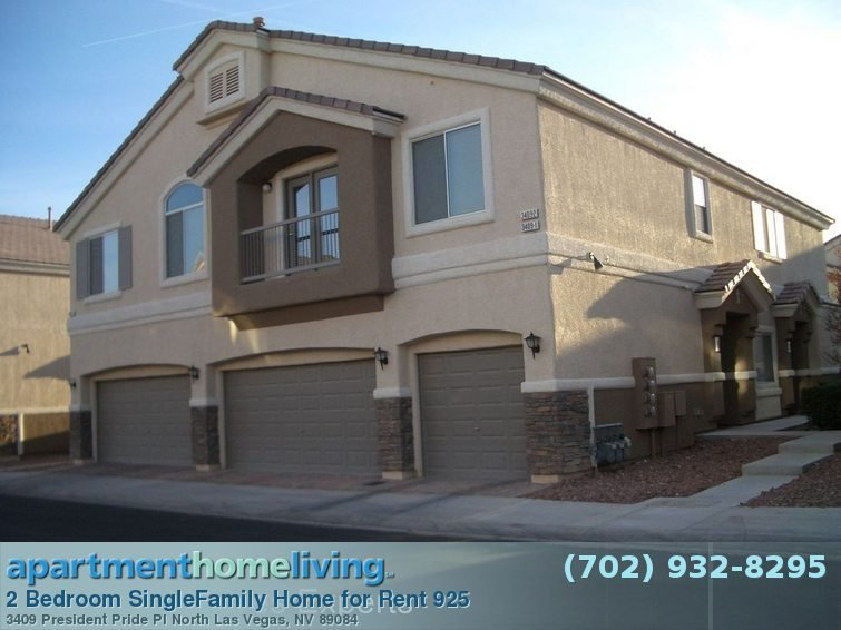 Best 2 Bedroom Sun City Aliante Homes For Rent North Las With Pictures