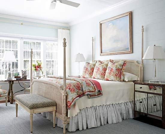 Best Serene Bedrooms Traditional Home With Pictures