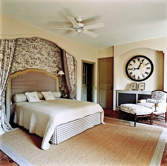 Best Bedroom Decorating Ideas Totally Toile Traditional Home With Pictures