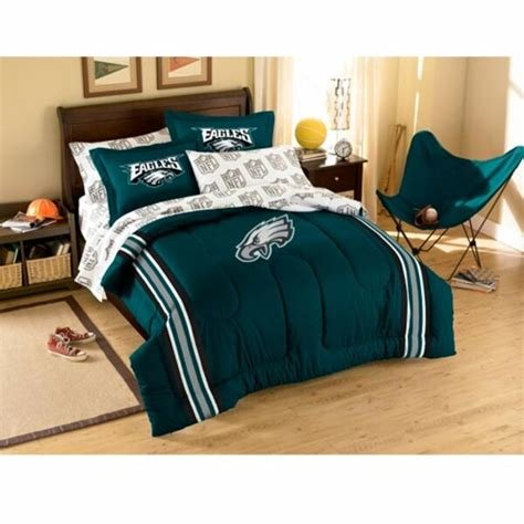 Best Philadelphia Eagles 7 Piece Full Size Bedding Set With Pictures