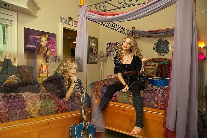 Best Taylor S Bedroom Taylor Swift Fan Art 12952289 Fanpop With Pictures