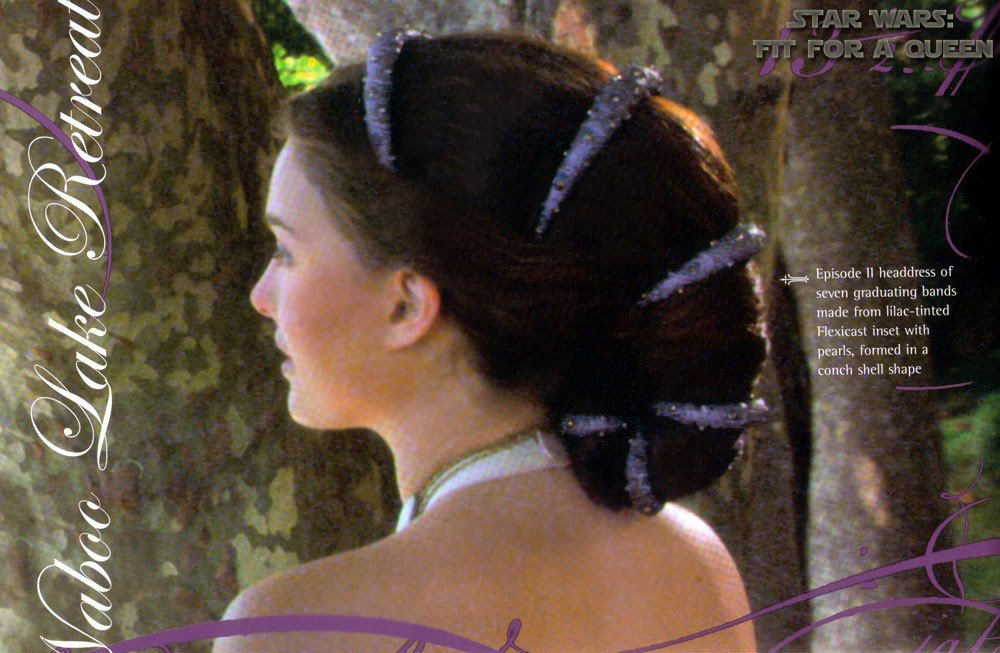 Free Which Hairstyle Is Your Favourite Poll Results Padmé Wallpaper
