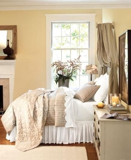 Best Paint Color Benjamin Moore 2151 60 Linen Sand Bedroom Design Inspiration Bedroom Décor With Pictures