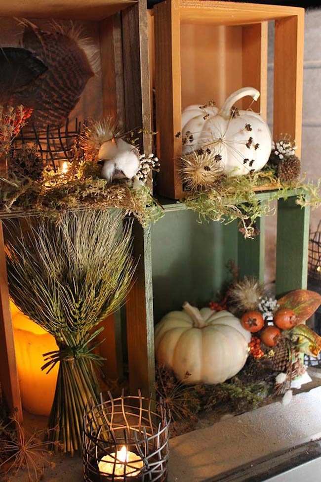 Best 33 Comfy Rustic Halloween Decor Ideas Interior G*D With Pictures