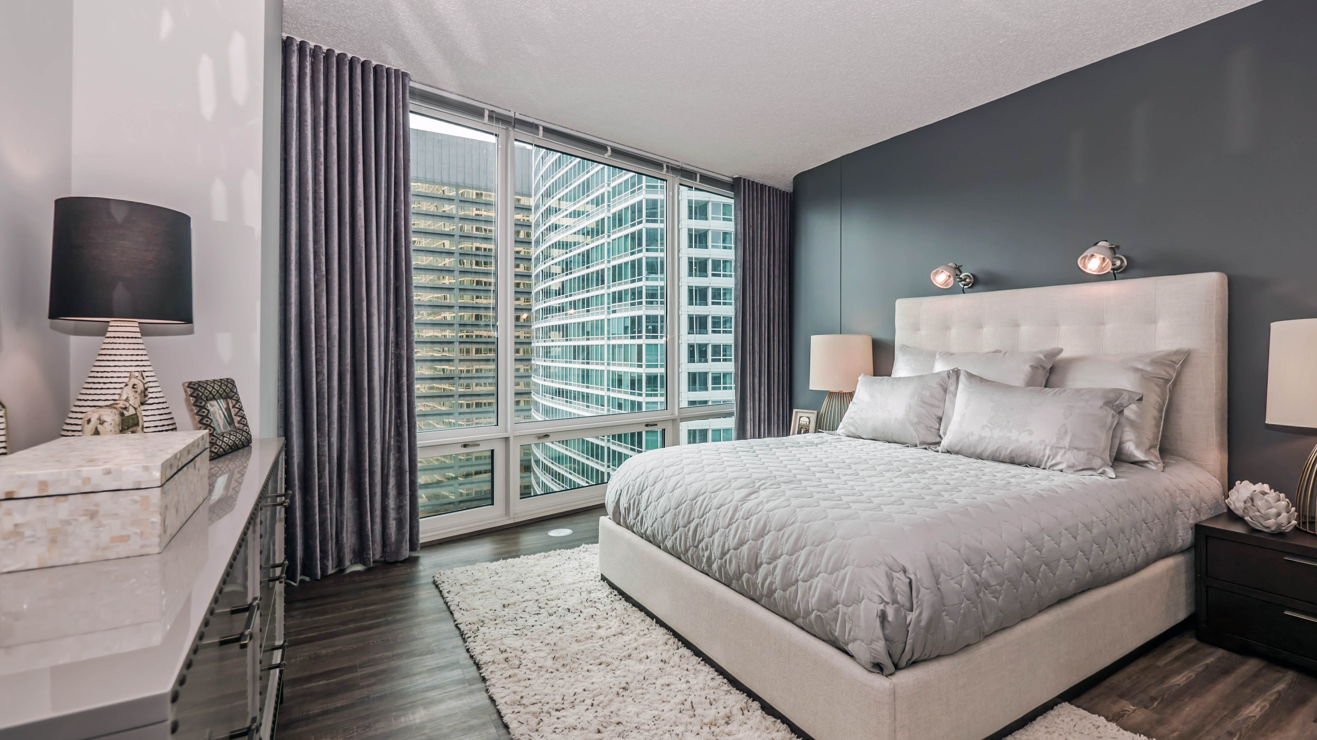 Best Tour A New 2 Bedroom Model At Atwater In Streeterville With Pictures