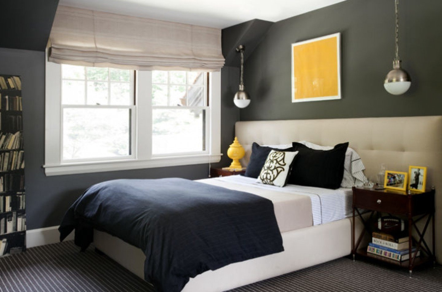 Best An Ideal Color Scheme For A Small Bedroom A Grayed Pale With Pictures